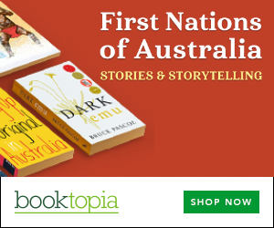 Booktopia First Nations promotion