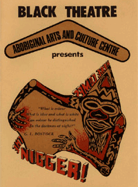 Poster of the Black Theatre