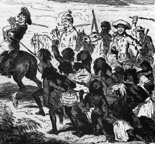 Myall Creek Massacre as published in The Chronicles of Crime, 1841