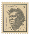Albert Namatjira.