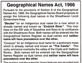 Geographical Names Act, 1966
