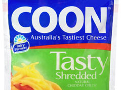 A cheese named 'Coon'.