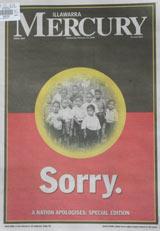 National apology - Illawara Mercury