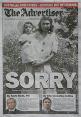 National apology - The Advertiser