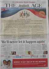 National apology - The Age