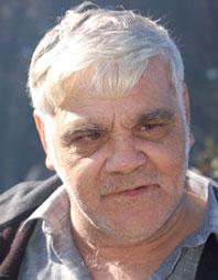 Portrait of Bruce Trevorrow.