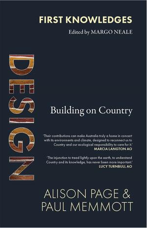 Aboriginal book: Design: Building on Country