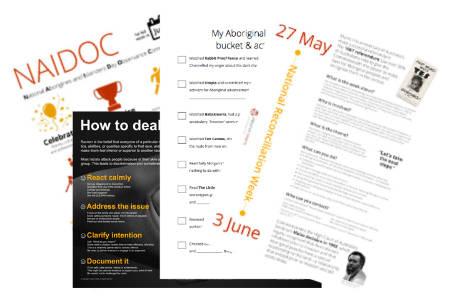 Aboriginal infographic: NAIDOC Week bundle