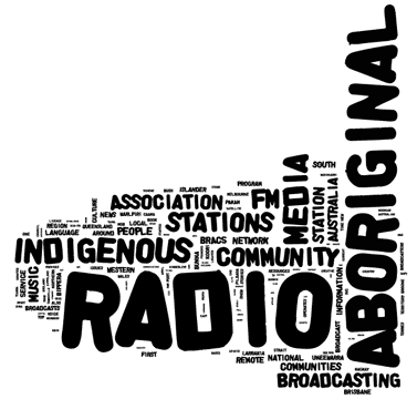Aboriginal radio stations mash-up