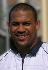 Portrait of Aaron Fa'Aoso.