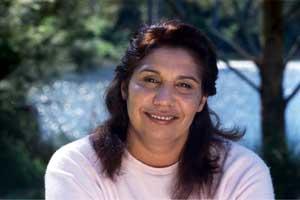 Portrait of Trisha Morton-Thomas.