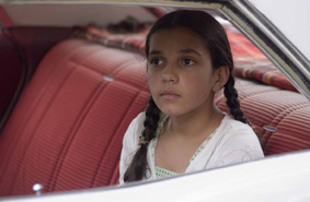 Still from the movie Backseat