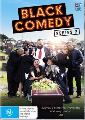 Black comedy season 2