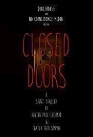 Closed Doors