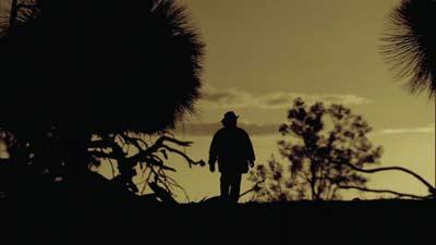 Still from the movie 'Spirit Stones' by Allan Collins.