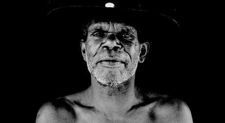Portrait of Lloyd Doomadgee