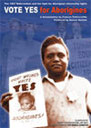 Movie poster: Vote Yes for Aborigines