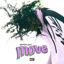 Baker Boy - Move - Single