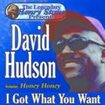 David Hudson - The Legendary Henry Stone Presents: David Hudson