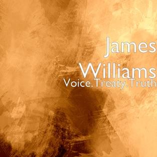 James Williams - Voice Treaty Truth (Single)