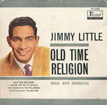 Jimmy Little - Old Time Religion (EP)