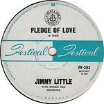 Jimmy Little - Pledge Of Love (7″)