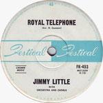 Jimmy Little - Royal Telephone (7″)