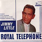 Jimmy Little - Royal Telephone (EP)