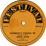 Jimmy Little - Somebody's Pushing Me