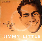 Jimmy Little - The Grandest Show Of All (10″)