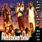 Lazy Late Boys - Freedom Day