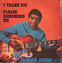 Lionel Rose - I Thank You (EP)