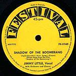 Soundtracks of Aboriginal movies - Shadow Of The Boomerang