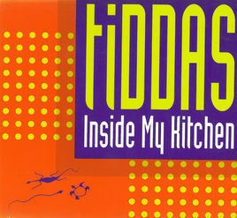 Tiddas - Inside My Kitchen (EP)