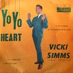 Vic Simms - Yo-Yo Heart EP