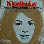 "Wilma Reading - There's Something About You (7"")"